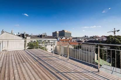Designer Dachgeschoßunikat mit herrlichem Blick und erstklassiger Ausstattung