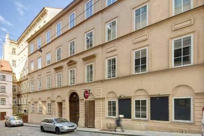 Schöne 2 Zimmerwohnung + Kabinett Nähe Museumsquartier