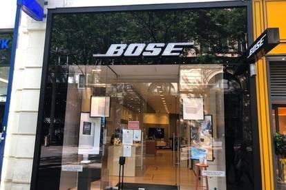 Repräsentative Geschäftsfläche direkt auf der Mariahilfer Straße