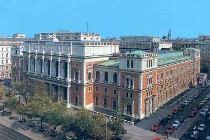Wiener Börsegebäude
