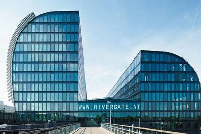 RIVERGATE Büros im Office Center an der Donau