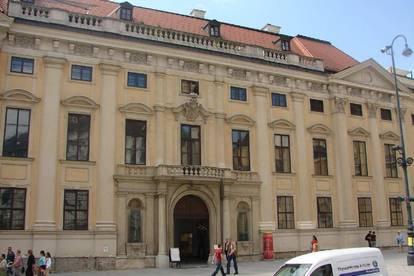 Geschäfslokal im Palais Harrach