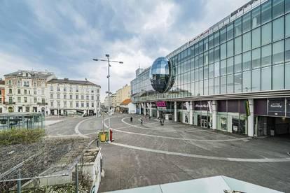Büro direkt in derF ußgängerzone Favoritenstraße/Columbusplatz zu mieten