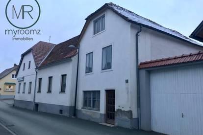 Sanierungsbedürftiges Stadthaus mit Charme in Friedberg