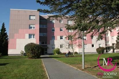 Besonders ruhig gelegene Eigentumswohnung mit toller Sicht auf Feldbach