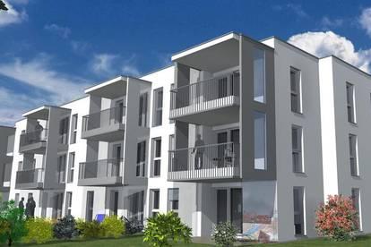 Neubauwohnung in Traun / Zentrum