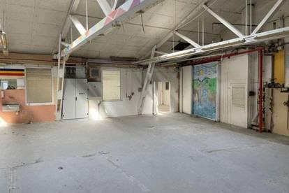 Lagerhalle mit Büro in Linz