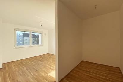 Provisionsfrei: Ideal für Paare & Singles: großzügige 2-Zimmer-Wohnung - U1 Kagraner Platz