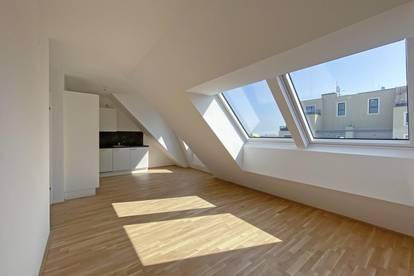 Provisionsfrei: Ideal für Paare & Singles: großzügige 2-Zimmer-Wohnung in direkter Nähe zur U1 Kagraner Platz