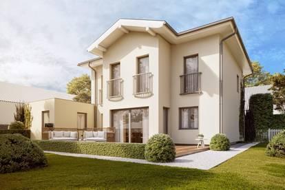 Einfamilienhäuser TYP Toscana in Naturlage Wels-Schafwiesen! Provisionsfrei!