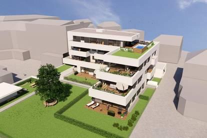 Wohnprojekt Wels-Neustadt, Wohnung 2.OG TOP B8