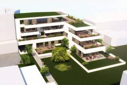Wohnprojekt Wels-Neustadt, Wohnung 1.OG TOP B4