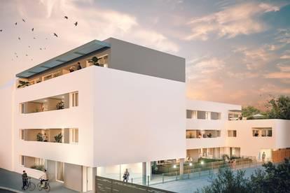 Wohnprojekt Wels-Neustadt, Wohnung 1.OG TOP A7