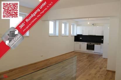 Maisonette-Wohnung sucht Liebhaber von Platz und Freiraum!