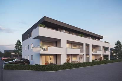 14 Eigentumswohnungen in Buchkirchen - Oberperwend