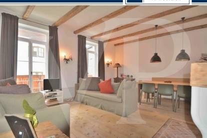 Großzügige Wohnung mit Kamin in Top Zentrumslage von Kitzbühel