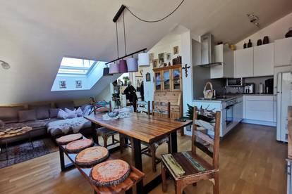 2-Zimmer-Dachgeschosswohnung in Brixlegg