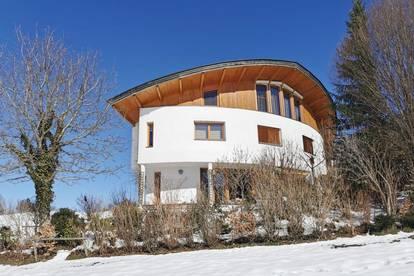 Einzigartiges Wohnhaus in traumhafter Aussichtslage