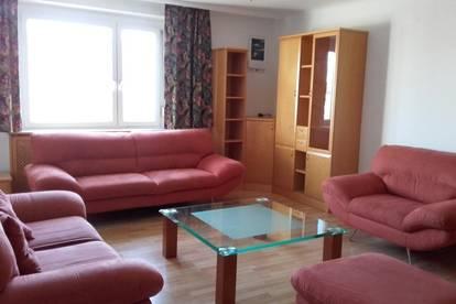 Voll- möblierte 3 Zimmer Wohnung für sportliche !!!