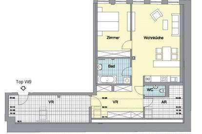 3 Zimmer Wohnung am Hauptplatz Korneuburg