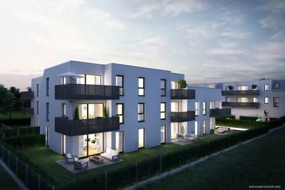 Wohnen in Krems - in grüner Lage und nahe dem Stadtzentrum