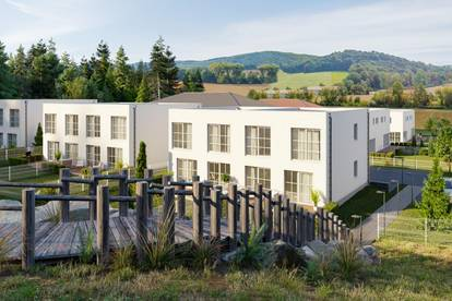 ++ Leistbares Doppelhaus in private Anlage mit einem BIOPOOL ++