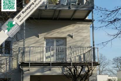EXKLUSIVE und MODERN - Erstbezug nach umfangreicher Sanierung - 11m² südwestseitige Terrasse!
