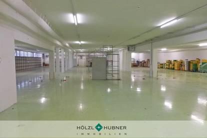 Großzügige Hallen- und Bürokapazitäten in Salzburg