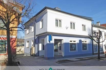 Gepflegte Gewerbeimmobilie in Neumarkt am Wallersee