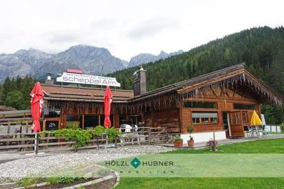 Rarität am Immobilienmarkt - Ski- und Wanderhütte in traumhafter Kulisse