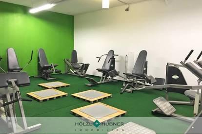Ready to Workout – Bewegungs- und Therapieräumlichkeiten