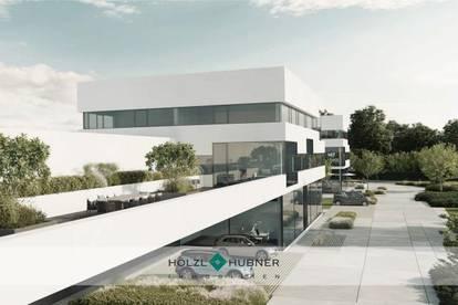 Hallen - Büro - Kombination in modernem Gewerbepark