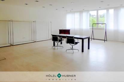 Helles Office in Salzburg Nord