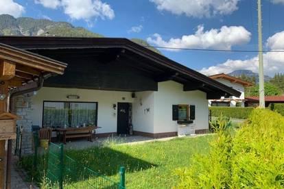 Erpfendorf: gemütlicher, Bungalow mit Freizeitwohnsitzwidmung am Golfplatz