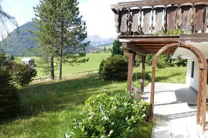 2-Zimmer-Gartenwohnung Miete Bad Aussee