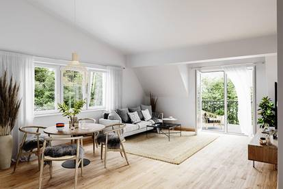 Sonnige 2 Zimmer Wohnung- optimal für Paare