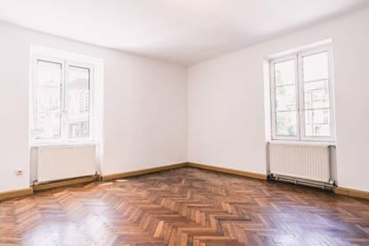 3 Zimmer Wohnung in Jahrhundertwendehaus