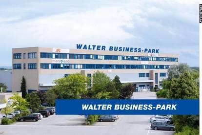 277 m² Büro & 714 m² Lager direkt von WALTER BUSINESS-PARK provisionsfrei mieten!