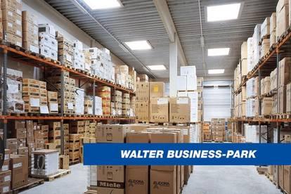 Firmenstandort mit perfekter Infrastruktur, provisionsfrei - WALTER BUSINESS-PARK