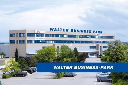Modernes Büro mit idealer Verkehrslage, jetzt provisonsfrei mieten - WALTER BUSINESS-PARK