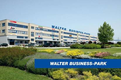 Büro & Lager abgestimmt auf Ihre Bedürfnisse und das provisionsfrei - WALTER BUSINESS-PARK
