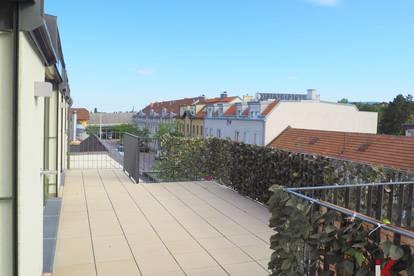 Dachgeschoss-Maisonette mit viel Freiraum für Ideen! OPEN HOUSE jeden Samstag 10.00 -12.00 Uhr in der Leopold Gattringer-Str. 110!