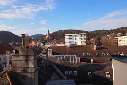 Elegante Maisonette#Erstbezug#Altbaucharme#zwei Balkone