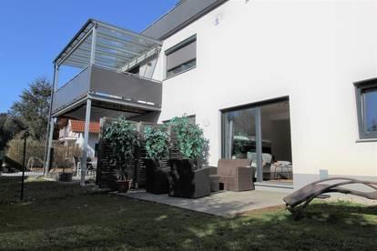 Moderne 2-Zimmer-Wohnung mit 52 m² Eigengarten in Unterpremstätten