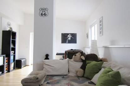 Wetzelsdorf I Dachgeschosswohnung mit 10 m² Südterrasse in absoluter Ruhelage