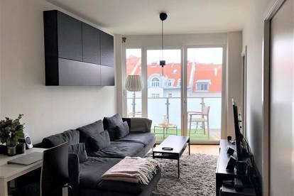 Moderne 2 Zimmer Wohnung mit 8,70 m² Balkon nähe der Grazer Innenstadt