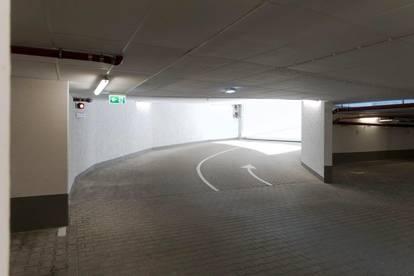 Nahe Murpark / Merkur Arena   Tiefgaragenplatz mit sehr guter öffentlicher Anbindung   Ab November verfügbar!