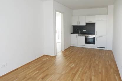 Gemütliche 39m² Mietwohnung in Liebenau mit Loggia & Tiefgaragenplatz | Erstbezug - ab sofort zu vergeben!