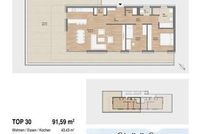 Der Traum vom luxuriösen Penthouse - mit LEBENSART St.Peter | ab 2022