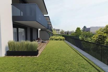 Ein stilvoller Wohntraum - mit Lebensart | 93m² Maisonette mit kleinem Garten,Terrasse und Balkon in Toplage | ab 2022